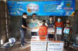 Chương trình từ thiện hàng tuần của Công ty đợt thứ 329