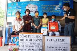 Chương trình từ thiện hàng tuần của Công ty đợt thứ 330