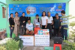 Chương trình từ thiện hàng tuần của Công ty đợt thứ 333
