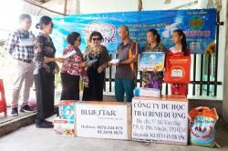 Chương trình từ thiện hàng tuần của Công ty đợt thứ 334