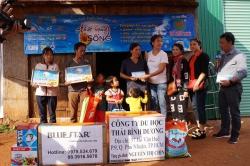 Chương trình từ thiện hàng tuần của Công ty đợt thứ 335