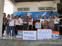 Chương trình từ thiện hàng tuần của Công ty đợt thứ 336