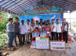 Chương trình từ thiện hàng tuần của Công ty đợt thứ 337