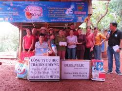Chương trình từ thiện hàng tuần của Công ty đợt thứ 345