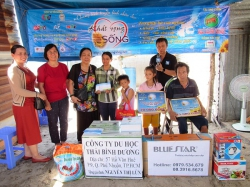 Chương trình từ thiện hàng tuần của Công ty đợt thứ 346