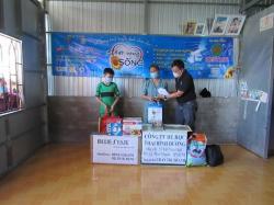 Chương trình từ thiện hàng tuần của Công ty đợt thứ 349