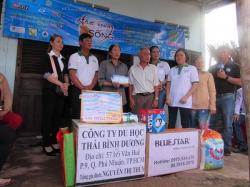 Chương trình từ thiện hàng tuần của Công ty đợt thứ 352