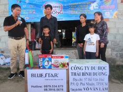 Chương trình từ thiện hàng tuần của Công ty đợt thứ 353