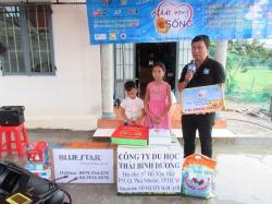 Chương trình từ thiện hàng tuần của Công ty đợt thứ 354