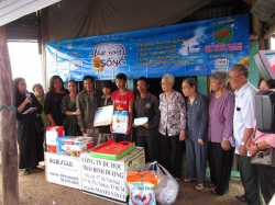 Chương trình từ thiện hàng tuần của Công ty đợt thứ 355