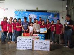 Chương trình từ thiện hàng tuần của Công ty đợt thứ 356