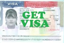 Visa Mỹ học sinh Kim Ngân